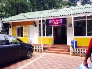 Coffee grove restaurant