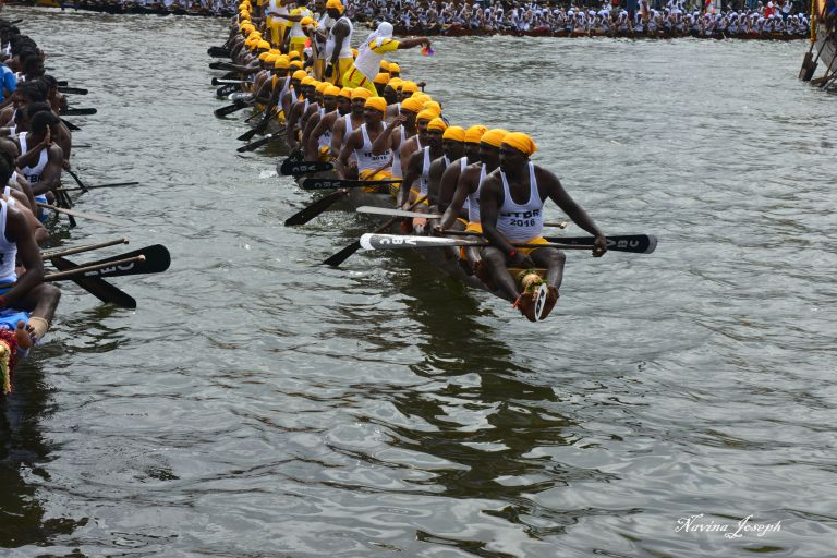15 - Boats assembling on the welcome drill.jpg