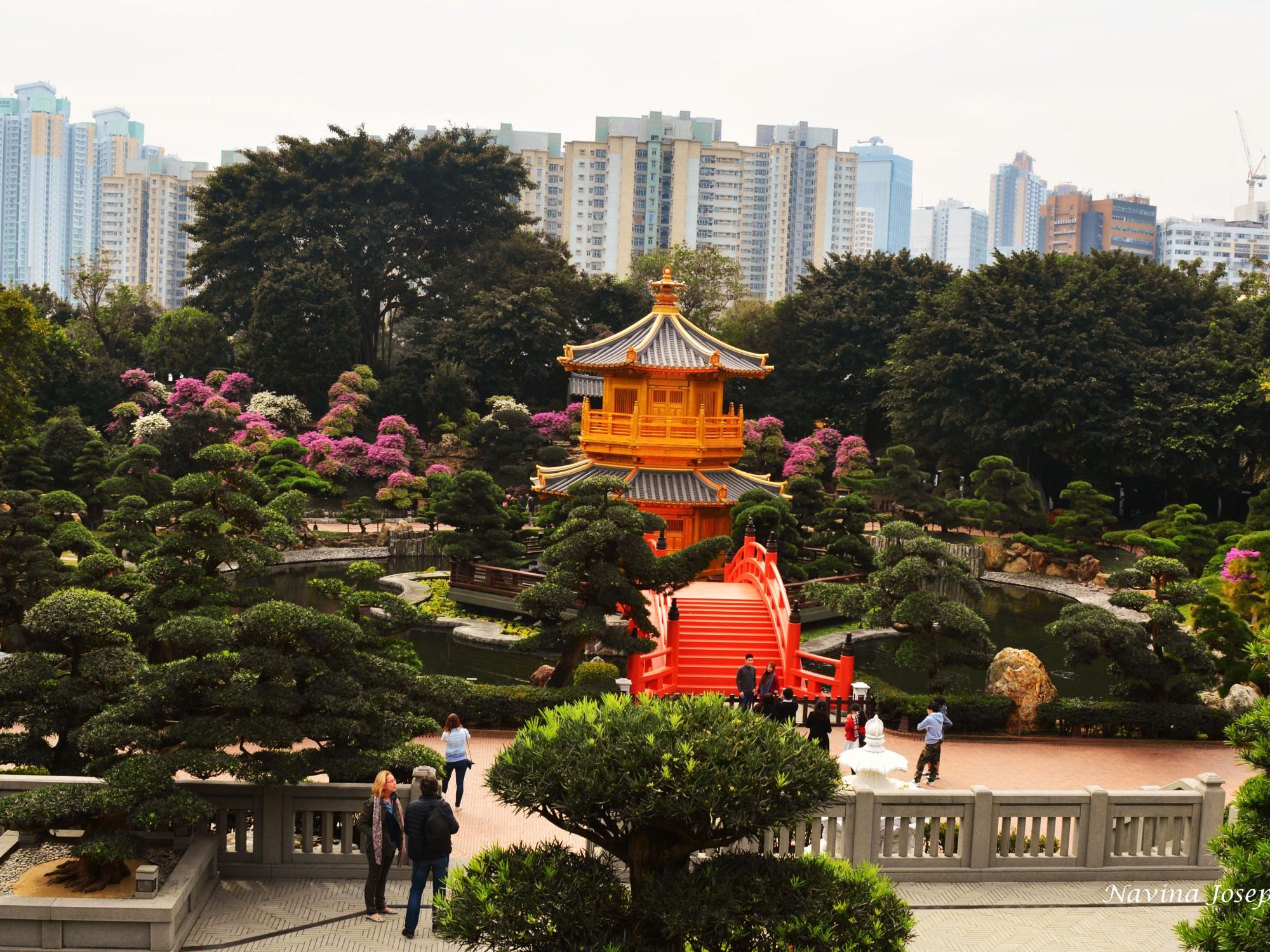Hong Kong – Nan Liang gardens – The travelogues of a wandering mind