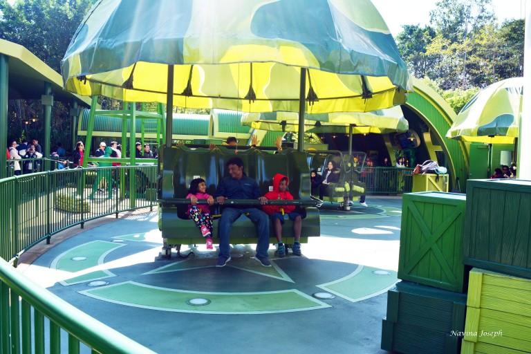 parachute-ride