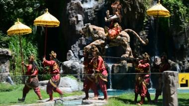 harimau saraswati dance